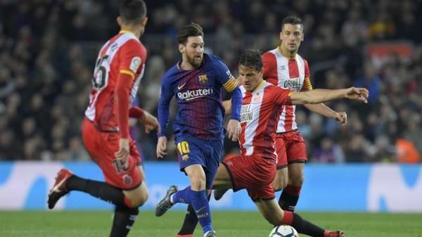 OFICIAL | El Barça recibe al Girona con sorpresas en el once inicial