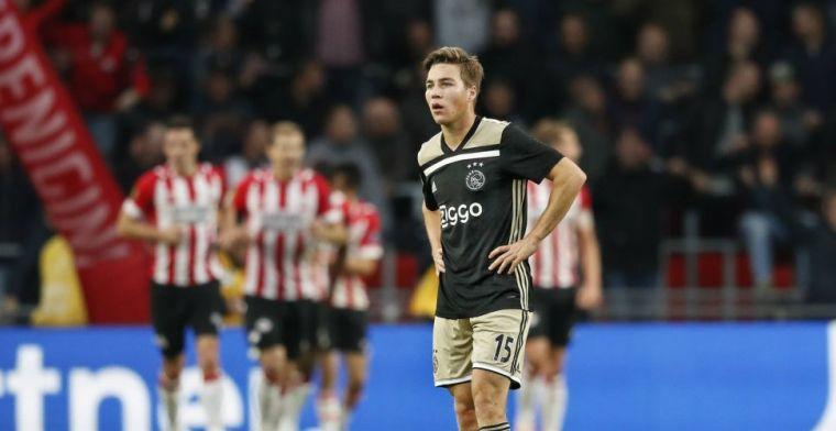 De Eredivisie-flops: veel Ajacieden, 'gênante' Berghuis en tweetal van NAC
