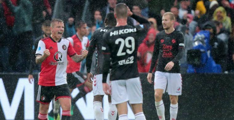 Feyenoord-aanwinst maakt slechte indruk op Been: 'Het is veel te weinig'