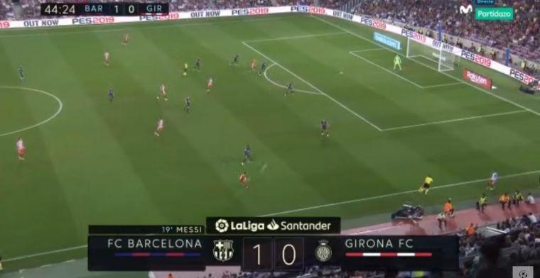 VÍDEO | Stuani empata el partido justo antes del descanso (1-1)