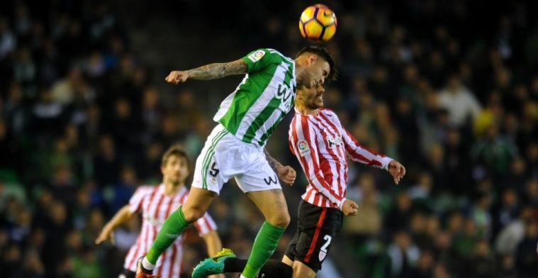 OFICIAL | Los onces de Betis y Athletic en el Benito Villamarín