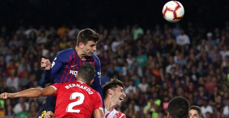 FC Barcelona verslikt zich thuis en lijdt zeldzaam puntenverlies