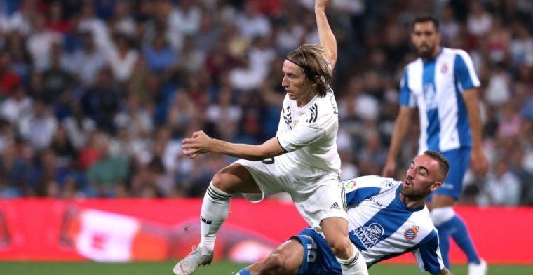 El Santiago Bernabéu continúa siendo un trabajo pendiente para el Espanyol