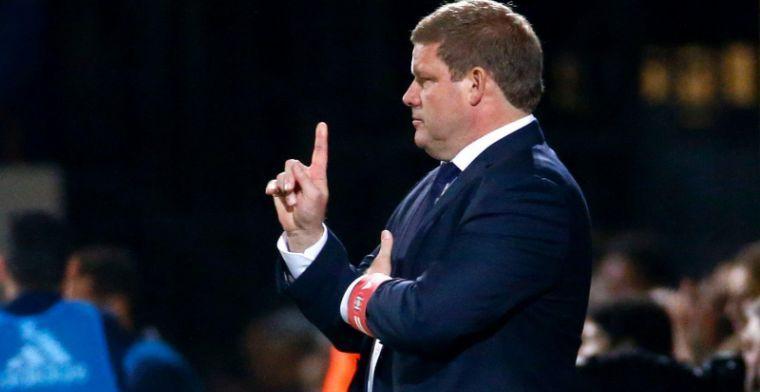 OPSTELLING: Vanhaezebrouck met enorme verrassing tegen Standard