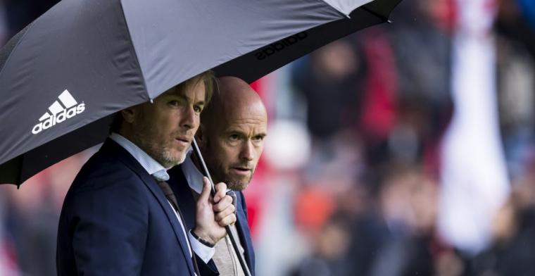 Ten Hag analyseert na PSV - Ajax: Ik schat PSV ook hoger in dan AEK