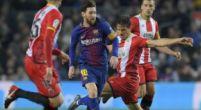 Imagen: OFICIAL | El Barça recibe al Girona con sorpresas en el once inicial