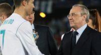 """Imagen: Florentino: """"Cristiano es digno sucesor de Di Stéfano, muchas gracias Cristiano"""""""