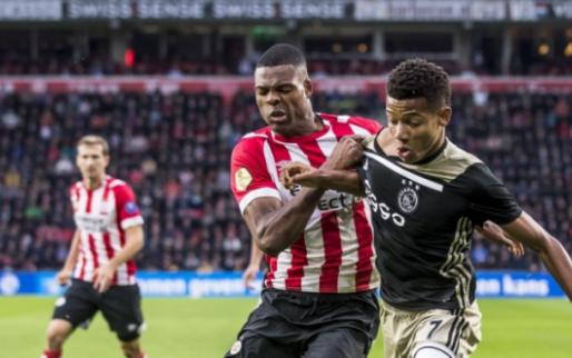 Afbeelding: Van Bommel hing Schöne-teksten op in PSV-kleedkamer: 'Zou iedere trainer doen'