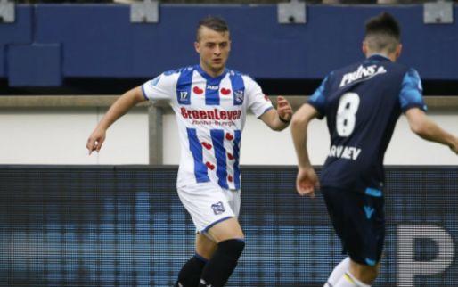 Afbeelding: Boze Heerenveen-aanvaller:
