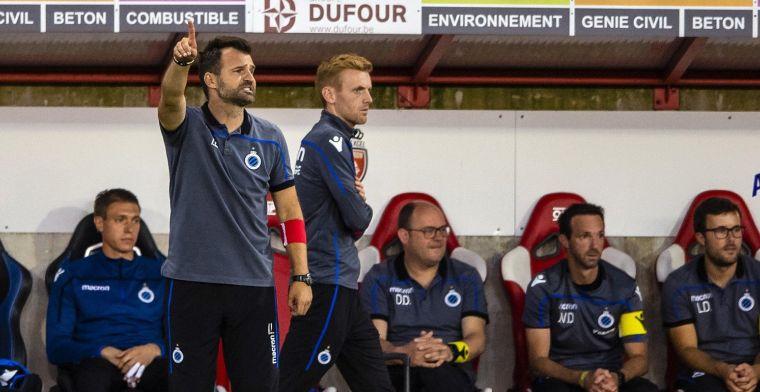 Club Brugge moet sterkhouder op de tribune laten in Beker Van België