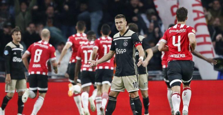 Waarom ook De Ligt tegen PSV niet de reddingsboei van Ajax was geweest