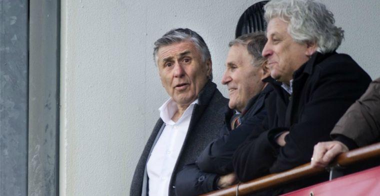 Swart: 'Van Gelder heeft niks met Ajax, Van Gangelen vindt verlies prachtig'