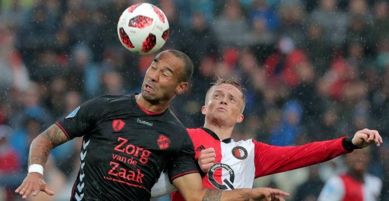 Kwakkelende Feyenoorder geraakt door kritiek: Het doet zeker iets met je