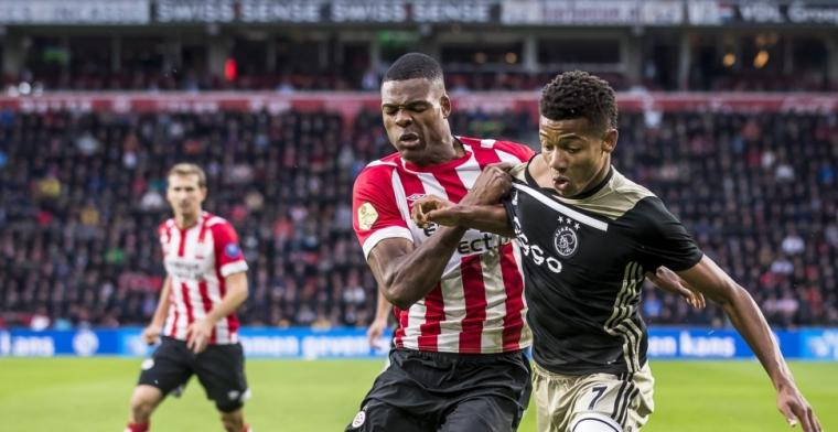 Van Bommel hing Schöne-teksten op in PSV-kleedkamer: 'Zou iedere trainer doen'