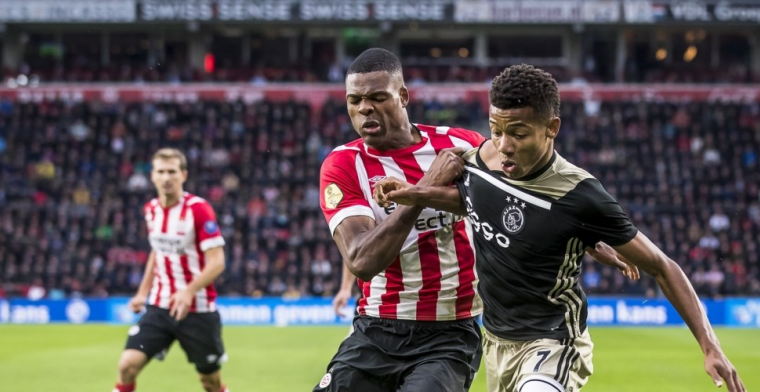 'Meest Van Bommelachtige' speler van PSV: 'Geil zijn om de nul te houden'