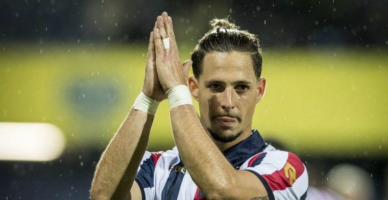 'Mocht Jörgensen vertrekken, dan verkast Sol naar Feyenoord'