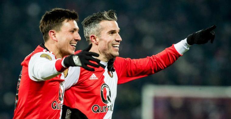 Perez ziet 'opvallende' Feyenoorder: 'Echt groot verschil met vorig jaar'