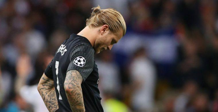 Karius: 'Heb niks tegen Ramos, maar kan mijn fouten anders niet verklaren'