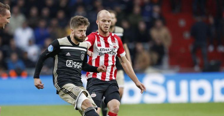 Schöne-uitspraken hingen in PSV-kleedkamer: 'Dat is wel anders gelopen'