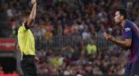 Imagen: EL DATO l La jornada cinco de LaLiga deja hasta siete expulsiones