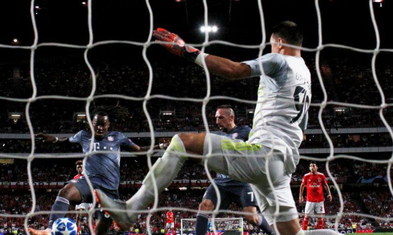 Afbeelding: 'Benfica kan gaan cashen: volledige Engelse en Duitse top jaagt op doelman (24)'