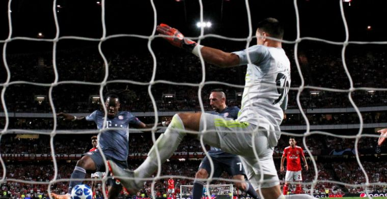 'Benfica kan gaan cashen: volledige Engelse en Duitse top jaagt op doelman (24)'