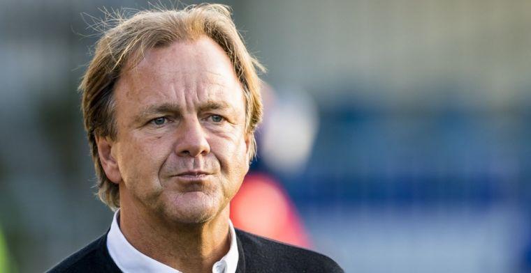 Telstar-trainer verbijsterd na 5-0 tegen amateurs: 'Het was niet eens geflatteerd'