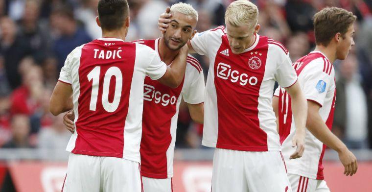 We weten nu hoe we de Amsterdammers morgen pijn moeten doen''