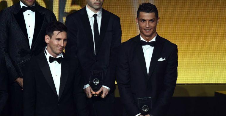 Felle kritiek op afwezigheid Messi en Ronaldo: 'Gebrek aan respect'