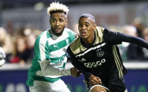 Afbeelding: Ajax verslaat amateurs dankzij bijzondere doelpuntenmakers in KNVB Beker