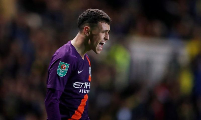Afbeelding: Guardiola enthousiast: 'City heeft komende decennium ongelooflijke speler'