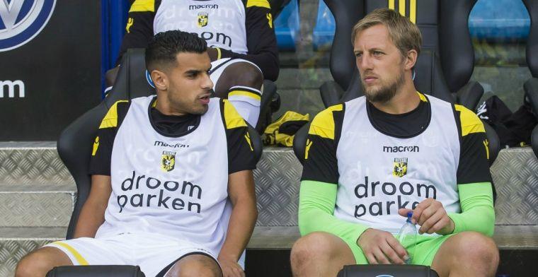 Gefrustreerde bankzitter bij Vitesse: Daarna niets meer. Helemaal niets