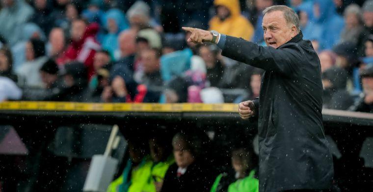 Advocaat: 'Het is de kortste weg naar Europees voetbal, zo is het natuurlijk wél'
