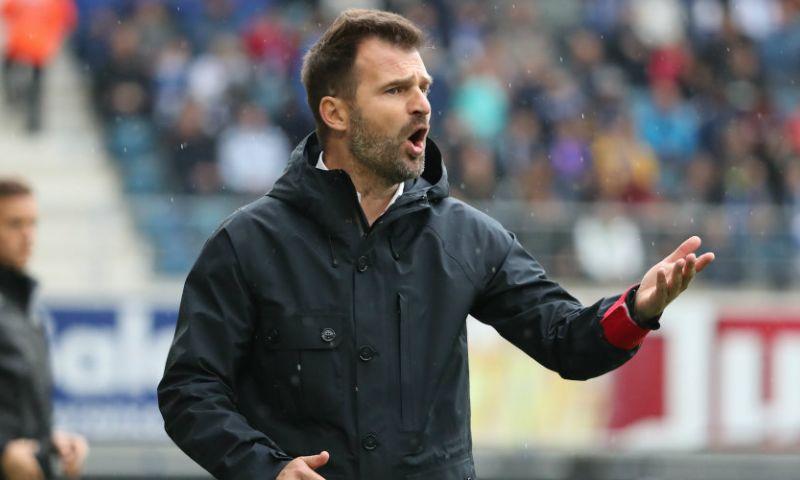 Afbeelding: Woedende Brugge-coach: