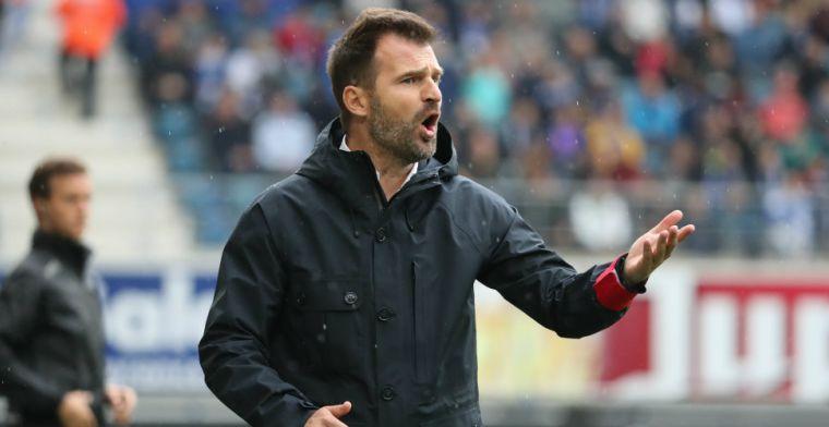 Woedende Brugge-coach: Ons ego is groter dan dat van Ronaldo en Sergio Ramos