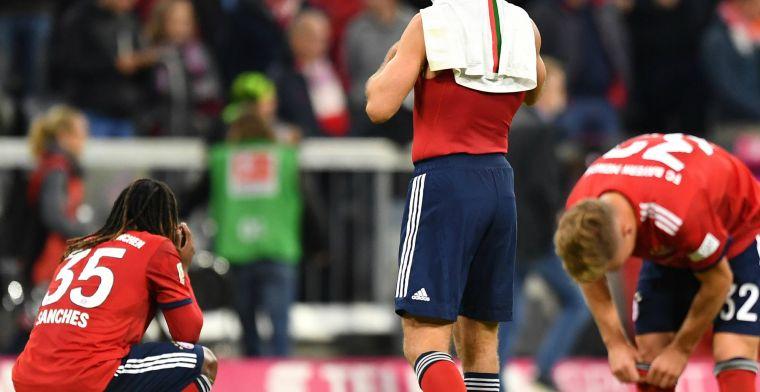 Robben adviseert bij Bayern: Ik denk dat hij iets rustiger moet worden