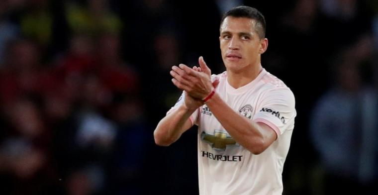 'Mourinho haalt woede van miljoenenaankoop Sanchez op de hals'