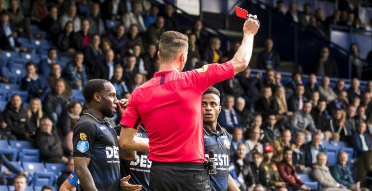 De Eredivisie-flops: drie spelers van 'rood' Willem II en slordig AZ