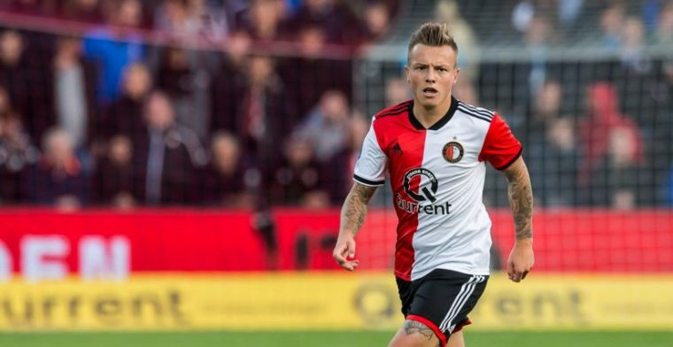 Clasie: 'Ik ga niet juichen als Ajax en PSV een goal maken, dat zou gek zijn'