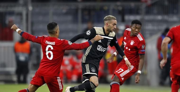 Ziyech dé uitblinker bij Ajax: 'Waarom hebben wij die niet gekocht?'