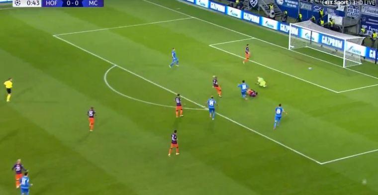 Wat een bliksemstart: Hoffenheim binnen minuut op voorsprong tegen Manchester City