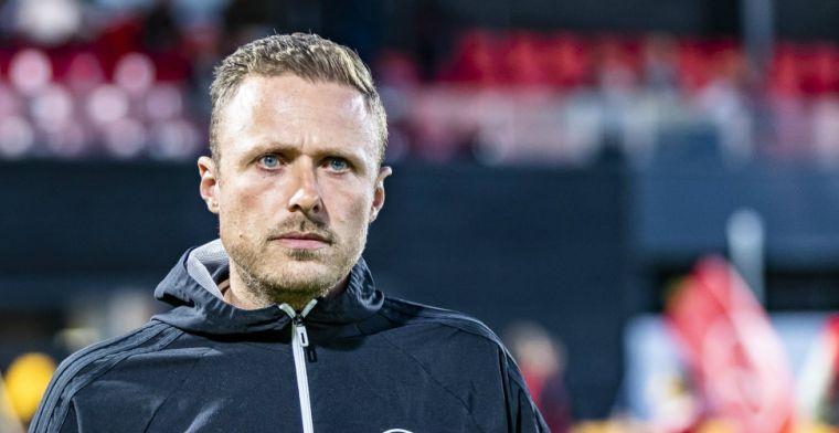 Almere City en AS Roma willen intensiever samenwerken: 'Ze zijn heel tevreden'