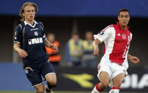 Afbeelding: Heitinga adviseerde 'El Patron' Modric bij Ajax-leiding: