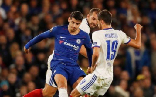Afbeelding: Chelsea wint nipt, blunder Karius leidt nederlaag in en Gözübüyük strooit met rood