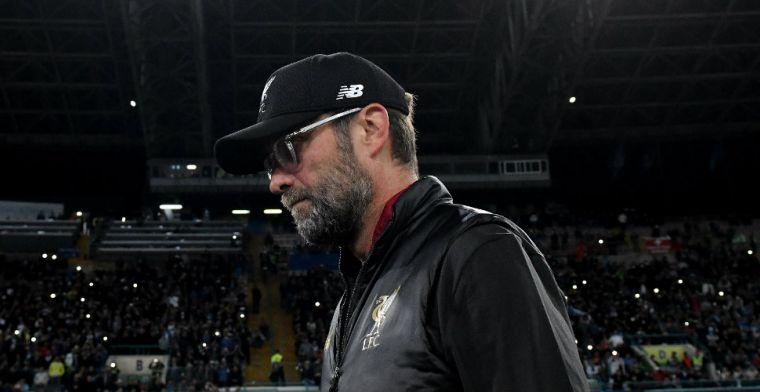 Klopp kan Liverpool-zeperd niet verklaren: Ik heb minstens een nacht nodig