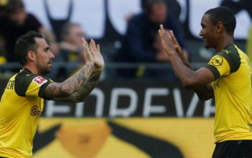 Afbeelding: Bizarre overwinning voor koploper Dortmund: winnende goal in slotseconde