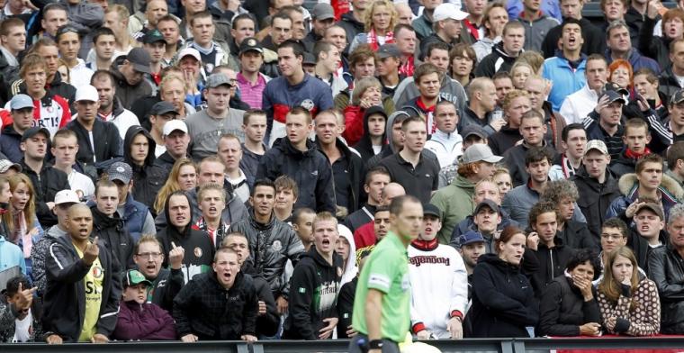 Fans Van Feyenoord En Fc Utrecht Verzamelen Zich En Zijn Uit Op Confrontatie Voetbalprimeur Nl