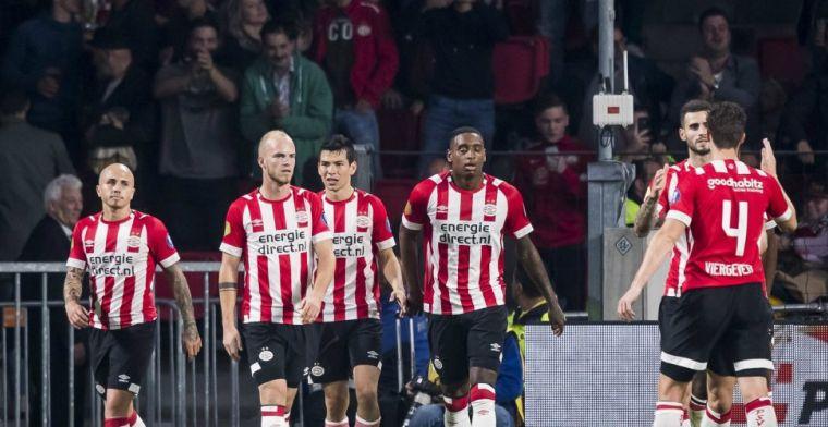 PSV laat ook VVV kansloos en heeft achtste competitiezege op rij binnen