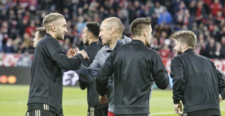Boskamp looft uitblinkend Ajax-duo: Die Kimmich werd helemaal gestoord van hem