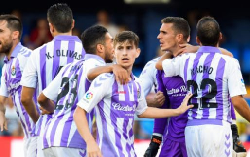 Image: CRÓNICA | El Valladolid quiere pelea y se acerca a puestos europeos